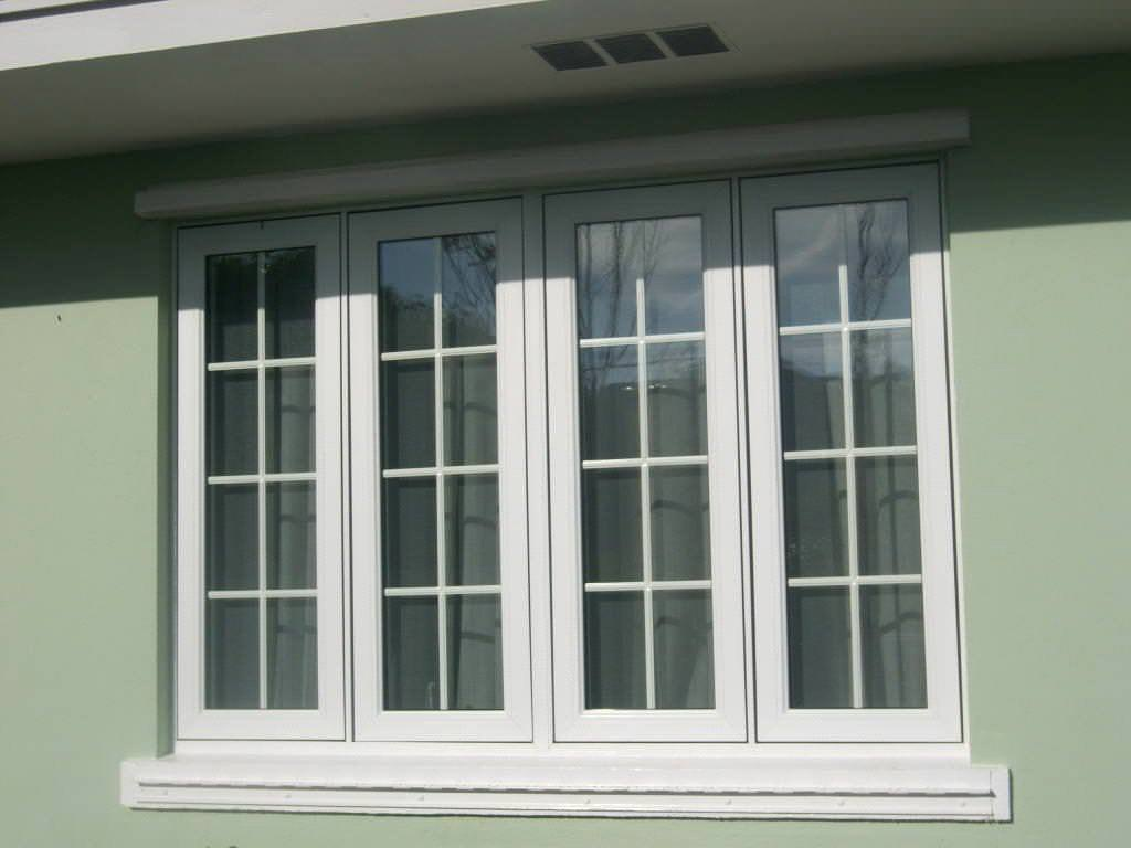 Окна пвх решетки